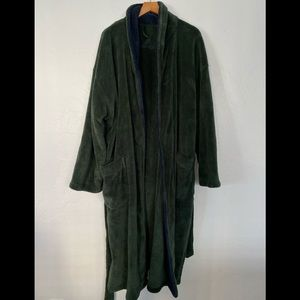 Náutica Blue and Green Robe